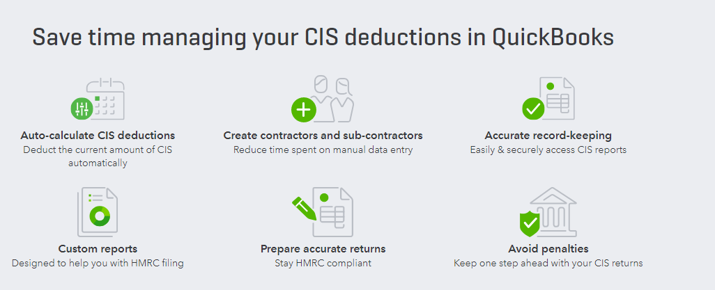 CIS accounting online